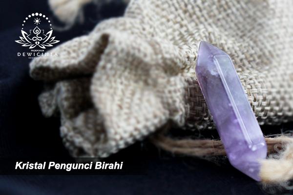 kristal pengunci birahi